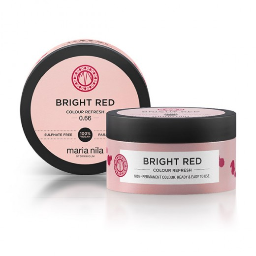 Masque Repigmentant Colour Refresh 0.66 Bright Red Maria Nila 100ml