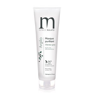 Mulato Masque purifiant argile verte Argila 150ML, Après-shampoing naturel