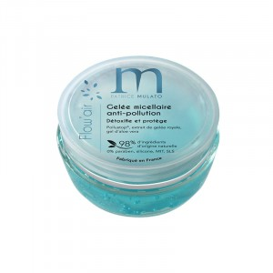 Mulato Gelée micellaire anti-pollution Flow'air 180ML, Cure