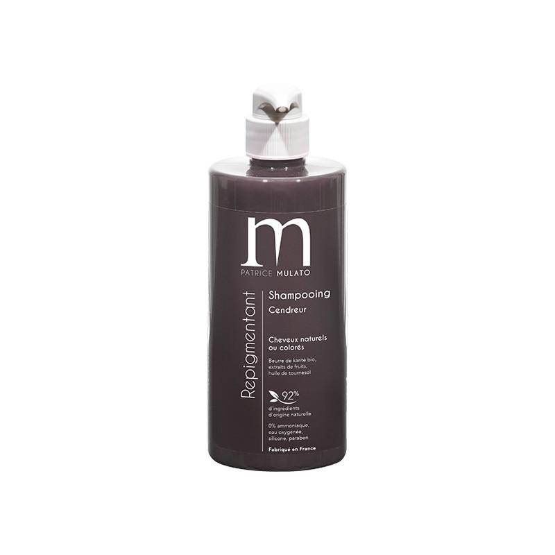 Mulato Shampoing Repigmentant Cendreur 500ML, Shampoing naturel