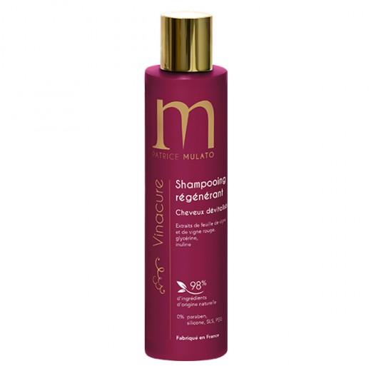 Mulato Shampooing régénérant Vinacure 200ML, Shampoing naturel