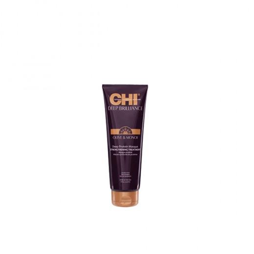 Chi Masque hydratant Olive & Monoï 237ML, Masque cheveux