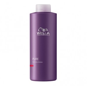 Shampooing cheveux gras Pure