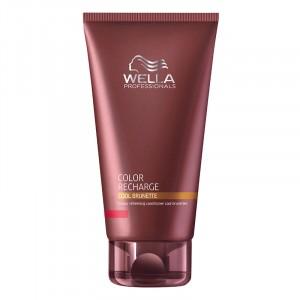 Wella Après-shampooing raviveur Color recharge Cool Brunette 200ML, Après-shampoing avec rinçage