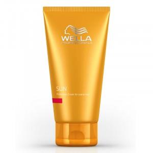 Crème protectrice cheveux colorés Care Sun