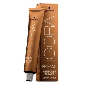 Coloration permanente Igora Royal High Power Brown