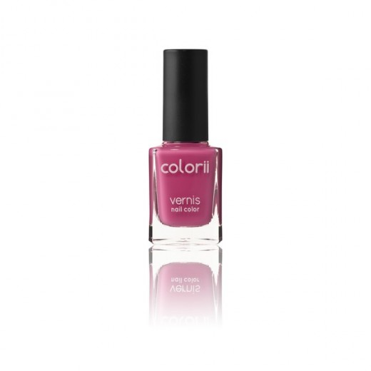 Colorii Vernis à ongles Miami pink 11ML, Vernis à ongles couleur