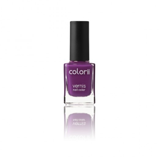 Colorii Vernis à ongles Purple crush 11ML, Vernis à ongles couleur