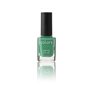 Colorii Vernis à ongles Waterlily 11ML, Vernis à ongles couleur