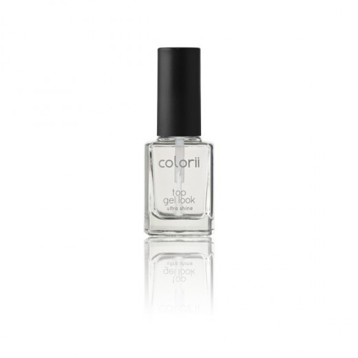 Colorii Top gel look ultra shine 11ML, Top & base coat