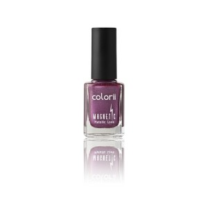 Colorii Vernis à ongless Magnet fushia 11ML, Vernis à ongles couleur