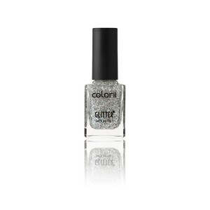 Colorii Vernis à ongles Glitter Star light 11ML, Vernis à ongles couleur