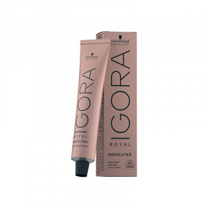 Schwarzkopf Coloration permanente Igora Royal Absolute 60ML, Coloration d'oxydation