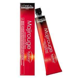 L'Oréal Professionnel Coloration permanente Majirouge 50ML, Coloration d'oxydation