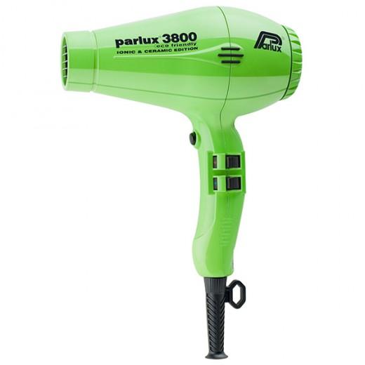 Séchoir parlux 3800 ionic vert