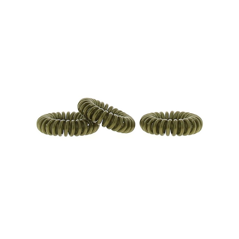 Coiffeo Hair ring bronze x3, Elastique