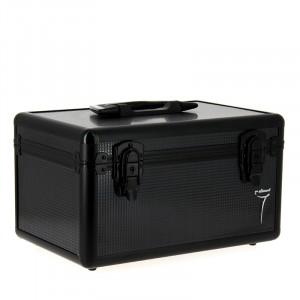7eme élément Mallette professionnelle Noir 36x23x29cm, Mallette maquillage